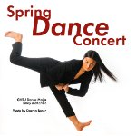 Spring Dance Concert on April 25, 2021